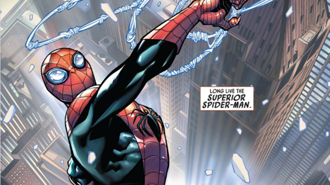 Nerds On Comics The Superior Spider Man Nerdonomy