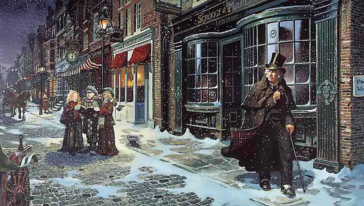 A Nerdonomy Christmas Carol