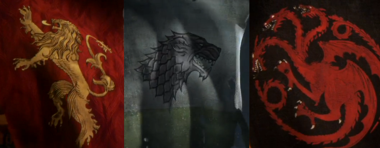 Game of Thrones Episode logo