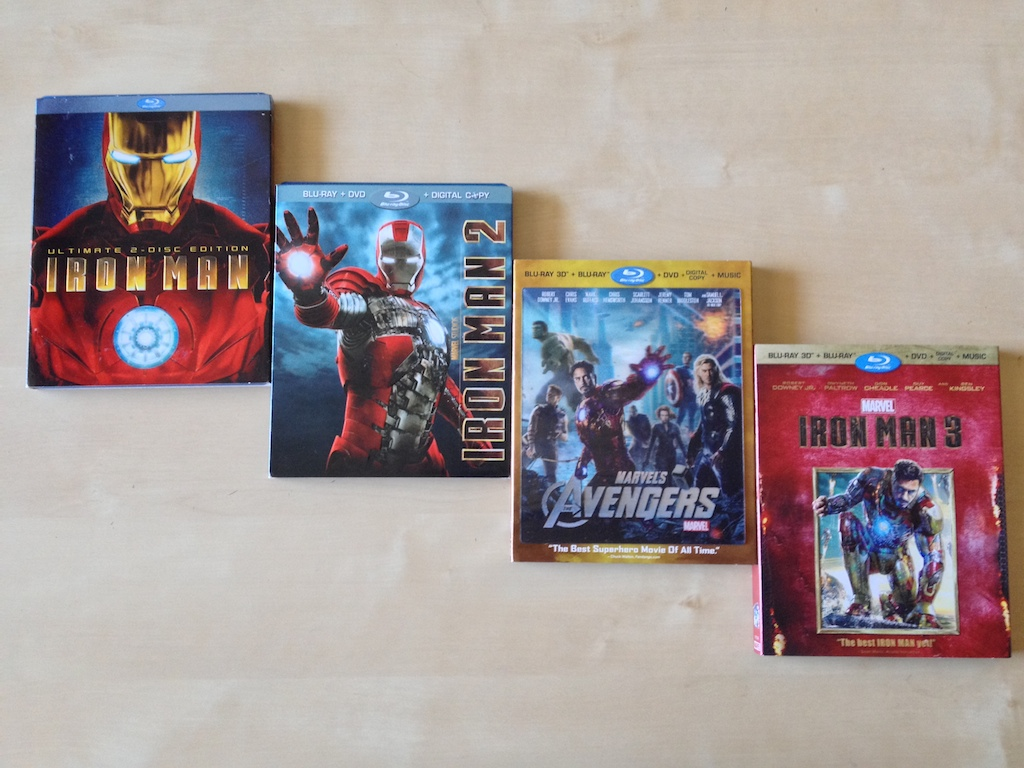 Iron Man Saga